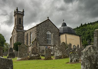 [DHA trip] Kilmun Parish Church